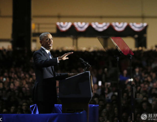 回到幕后前 奥巴马米歇尔开始甩手了