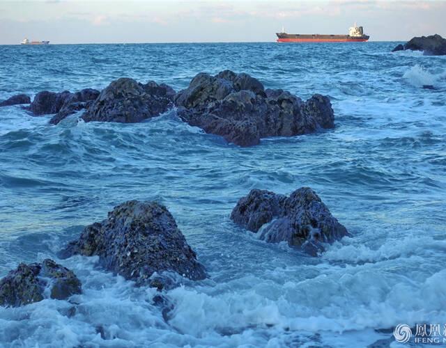 芝罘岛海域。