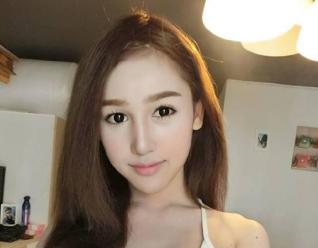 泰国写真美女清纯可爱
