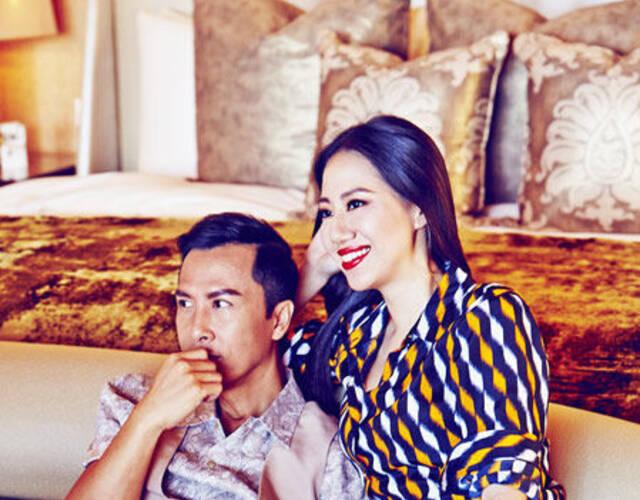 早前,汪诗诗,甄子丹赴巴厘岛接受《会所》世界v会所,二人展现夫妻间1001杂志情趣ftp