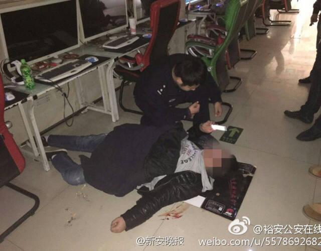 據@裕安公安線上 :22日下午14時許,六安裕安區獨山某網咖內,一男子倒地口吐鮮血,經查其已連續上網9小時。