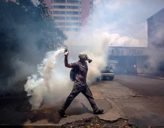 这是现在的委内瑞拉