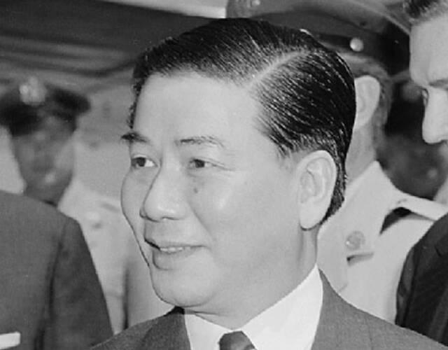 当了几届总统_在1955年靠着恐吓与舞弊当上了南越的第一任总统,不过在1963年,他就