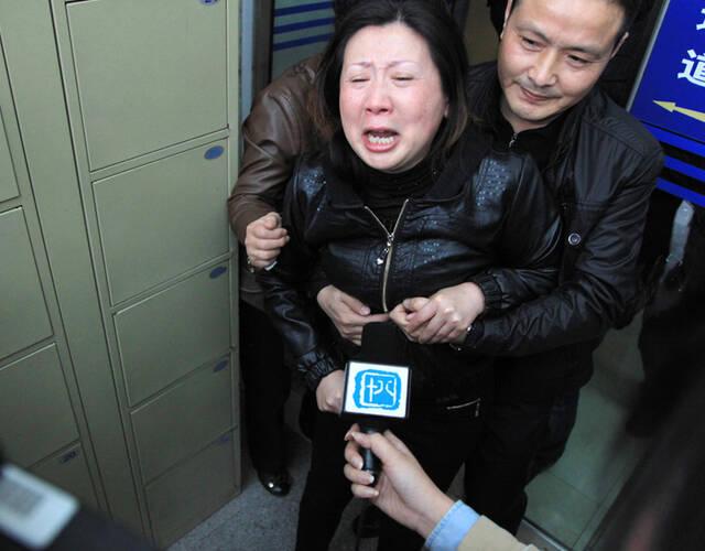 """2014年4月18日,江苏南京,""""富二代杀妻""""案在一审宣判,被告人吉星鹏犯图片"""