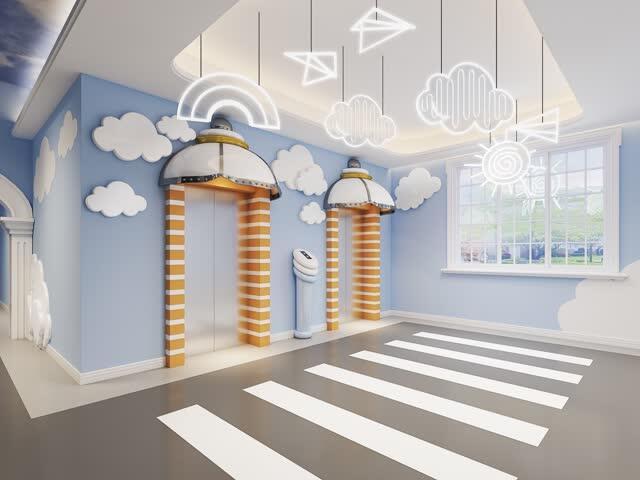 幼儿园室内设计