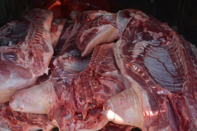 女人梦到好多生肉,割肉