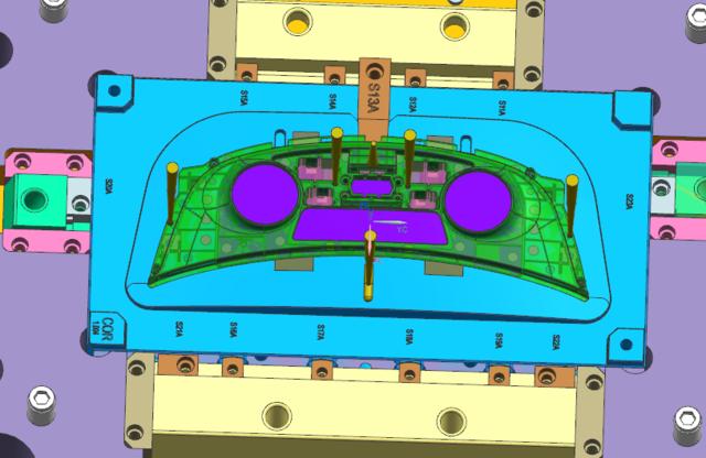 UG注塑模具设计,从零基础到模具设计精英,授课实例完全来自工厂,专注CAD软件,UG软件,全3D分模,经典结构:汽车模,螺纹模,叠重模,双色模,倒装模,斜顶出顶出结构,行位出顶结构,弧形行位等。欢迎交流或转发。