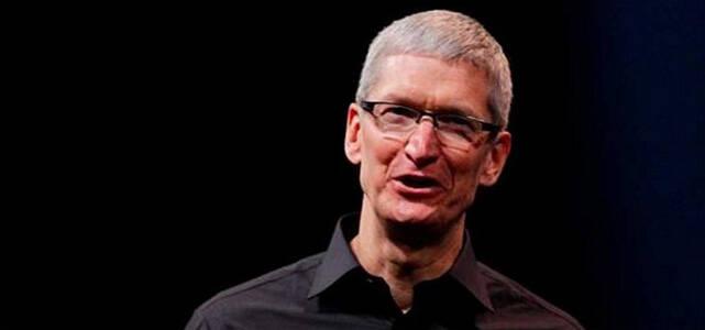 苹果CEO库克发文宣布