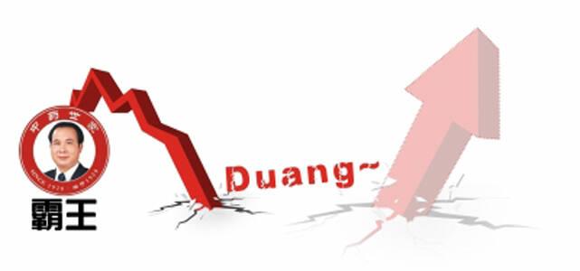 霸王回应Duang恶搞事件