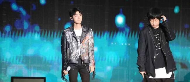 五月天王俊凯合唱《洋葱》,网友感慨:当年的小朋友长大了