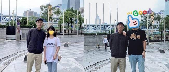 """网友偶遇陈伟霆成功合影 暖心""""饱饱""""礼貌大方被赞"""
