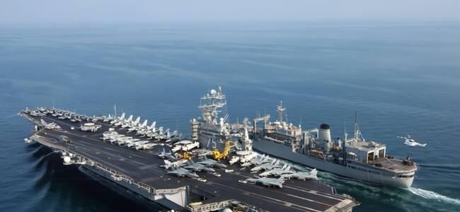 """新情况?伊朗警告""""美舰进入导弹射程"""" 特朗普态度变了"""