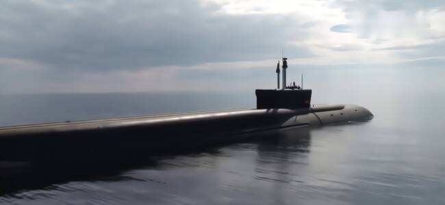 俄军一号人物:俄军战力增长一倍!消失的远东核潜艇编队也将恢复
