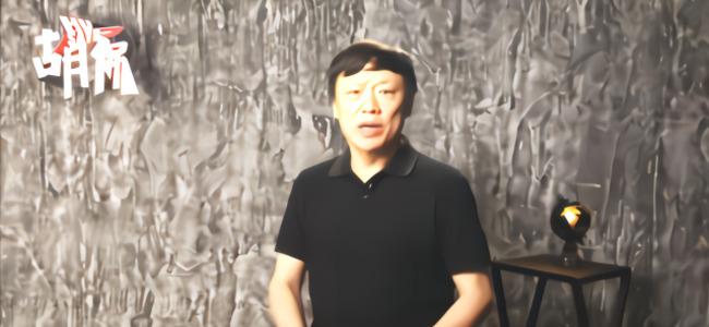 胡锡进:中国外交越来越战狼化?看看这场骂战就知道了