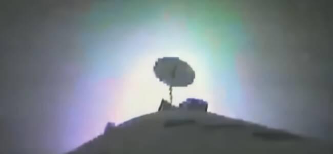 珍贵视频!天宫二号再入大气层瞬间