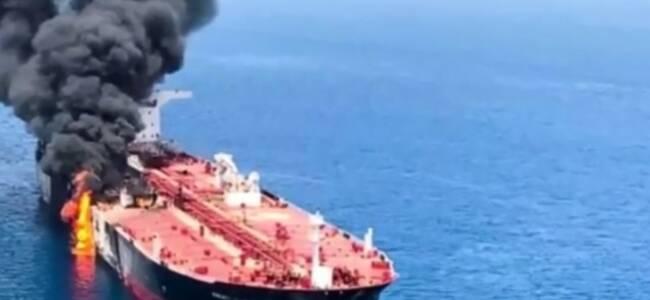 海湾地区爆发战争中国怎么办?外交部回应