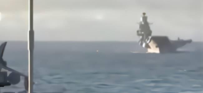 俄罗斯新航母来了!90秒提前看到底有多强