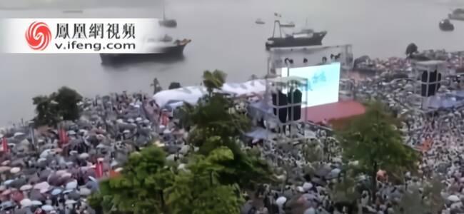 人民日报评论员:香港不能再乱下去了