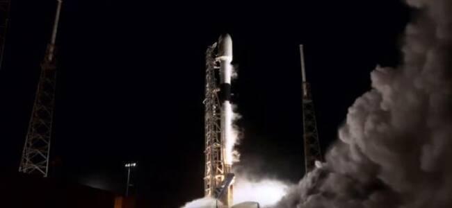 SpaceX新年首次发射,全年目标48次