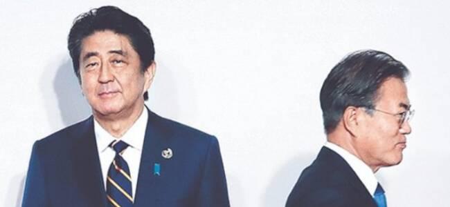 日韩贸易战韩国再出重拳 正式将日本移出出口白名单