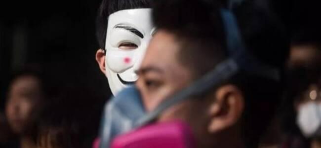 香港暴徒伤害了内地?这名美国人拍视频打脸