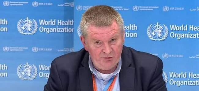 世卫提醒各国警惕:疫情可能迎来第二个高峰