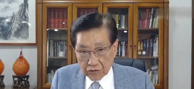 民进党创党元老:台湾是中国的一部分 钓鱼岛属于中国