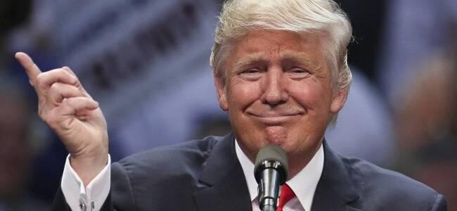 特朗普竞选集会又自夸:要是没了我 政治将会很无聊