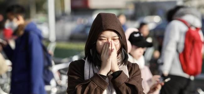 上海最冷的一天什么概念?秒杀冰岛雷克雅未克