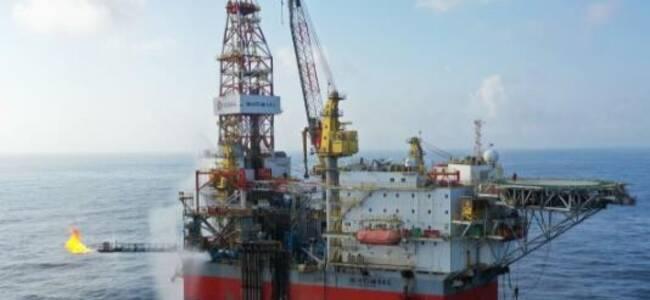 中国南海传出好消息!发现巨大油气田 储量达5000万立方