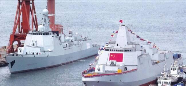 """军港不够用了,中国海军遇到大难题,网友:""""基建狂魔""""还怕这?"""