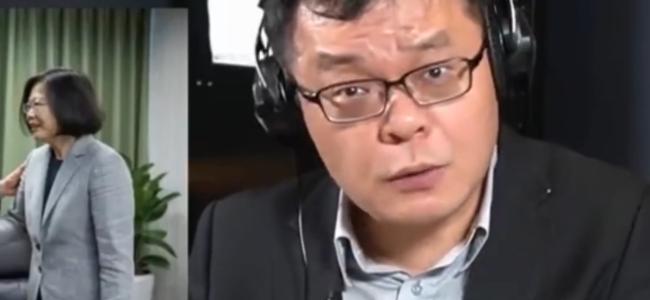 台名嘴痛批蔡英文对美国有求必应:台湾已被吃干抹净