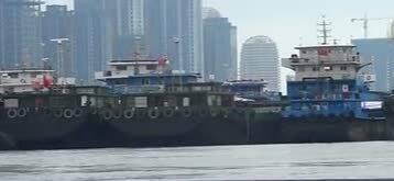 长江安徽芜湖段一轮船发生闪爆事件 造成3人死亡