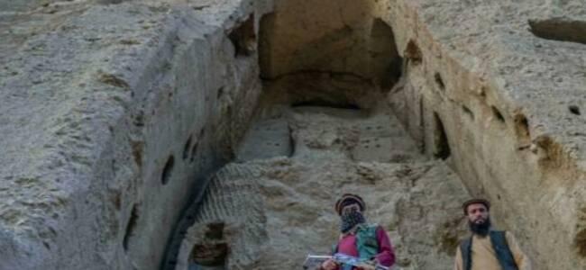 外媒:塔利班称将保护巴米扬历史遗迹