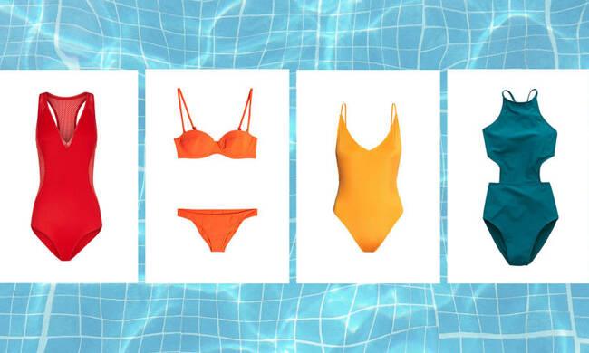 今年夏天穿上这12款泳衣 让你性感大加分哦!