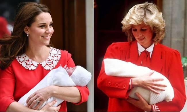 凯特王妃又生了一个小王子!