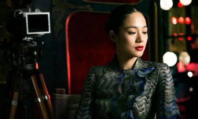 撞脸巩俐+章子怡,40岁的她最厉害的才不是嫁给了姜文