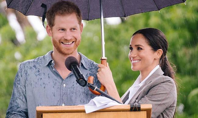 哈里王子要当爹了!
