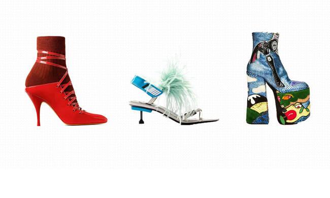 2017春夏必须要放在购物清单里的27双美鞋
