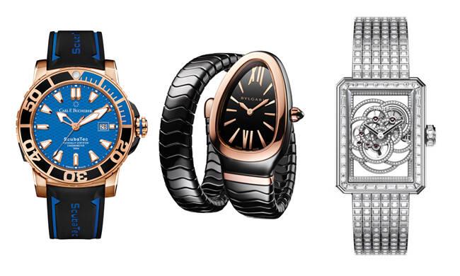 巴塞尔表展最值得收藏的10款腕表
