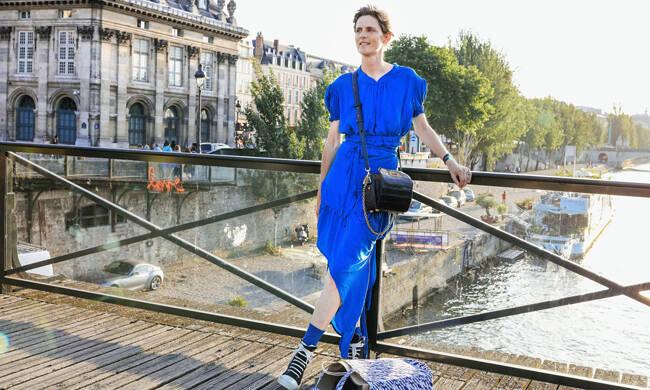 巴黎人的夏天这样穿
