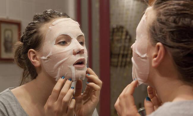 敷对面膜 让肌肤停留在美好的25岁