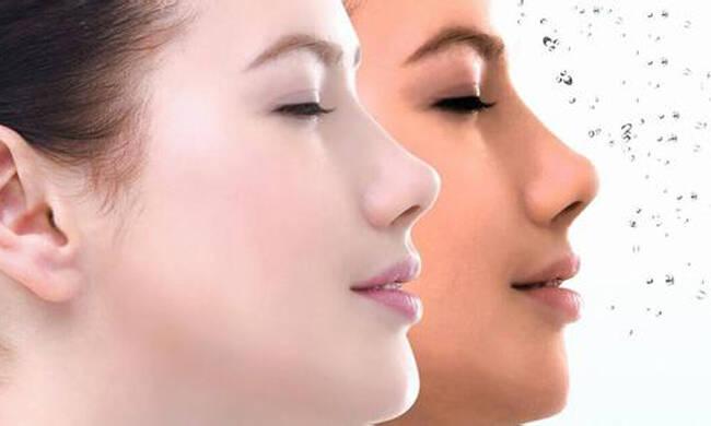 洁面产品用对了脸会变得干净透白