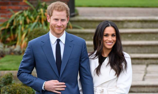 哈里王子正式订婚