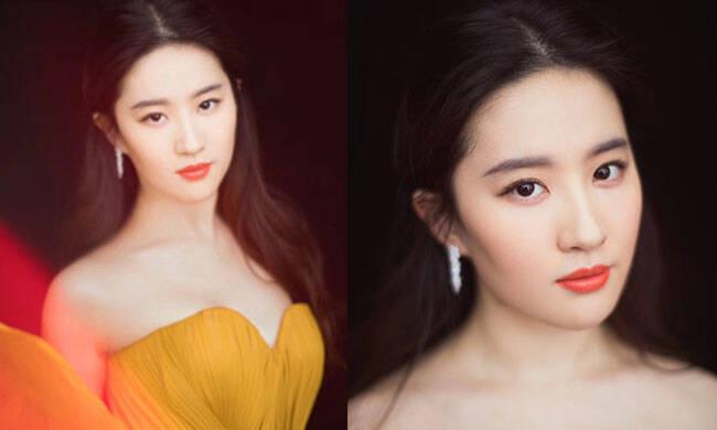 刘天仙变成橙色公主