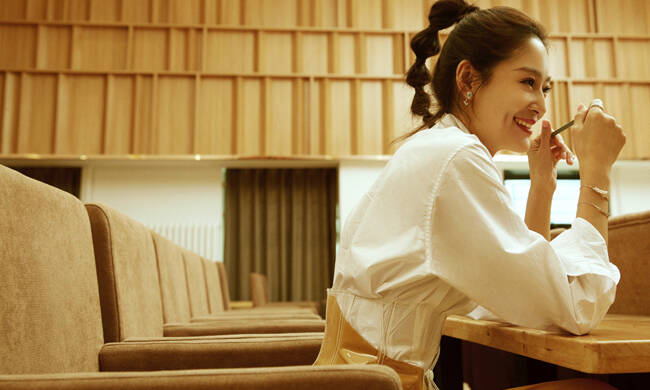 双型记:王媛可与萌娃的《画室狂欢日》
