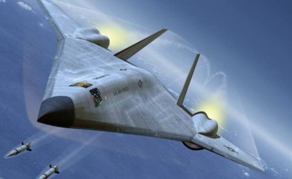 美国空军制定全新作战目标 核心装备剑指中国?