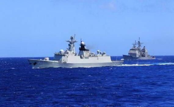 汾酒軍機處 外國軍艦頻闖南海 西沙南沙可不同應對