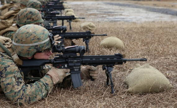 汾酒軍機處|中美兩軍步兵班400米遭遇 誰占優勢?