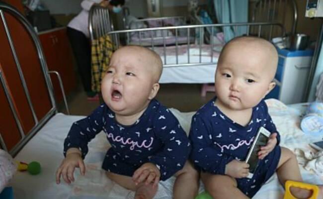 大连双胞胎同患白血病 父母卖房只够救一个